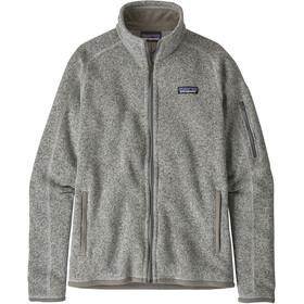 Patagonia Better Sweater Jacket Women Birch White